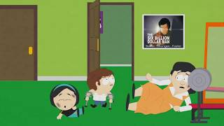 South Park - Jimmy golpea a su novia y a su madre