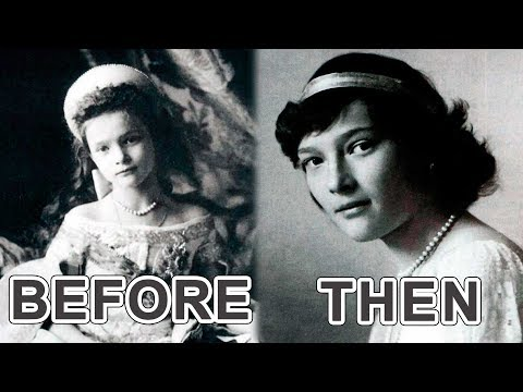 WOMAN and TIME: Grand Duchess Tatiana Nikolaevna Romanova of Russia