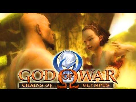 🔴 GOD OF WAR ™ - CHAINS OF OLYMPUS - TROFÉU DE PLATINA
