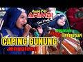 CAPING GUNUNG Jenggleng || ARIMBI Qasidah Versi Campursari