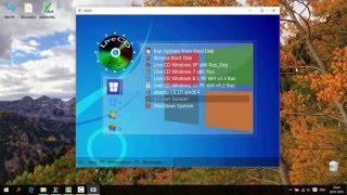 create multiboot live cd acronis, windows 7, windows 8.1, windows 10 and ubuntu