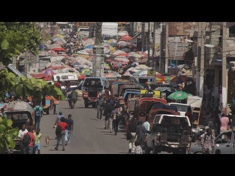 Remittances from relatives abroad are a lifeline for Haitians