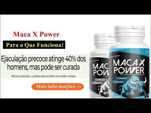 Maca x Power Para Que Funciona - PROBLEMA SÉRIO!