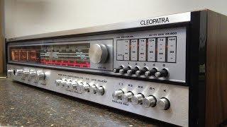 Videoton Cleopatra 6380 S Black Edition felújítás javítás..