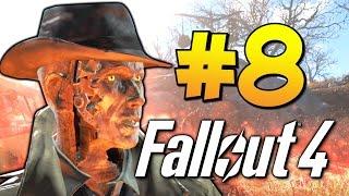 Прохождение Fallout 4 - В Поисках Убийцы 8 60 FPS