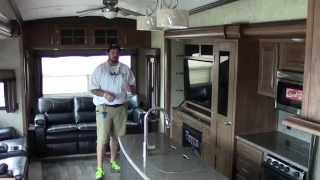 New 2016 Keystone Montana 3611RL Fifth Wheel RV - Holiday World of Houston & Dallas