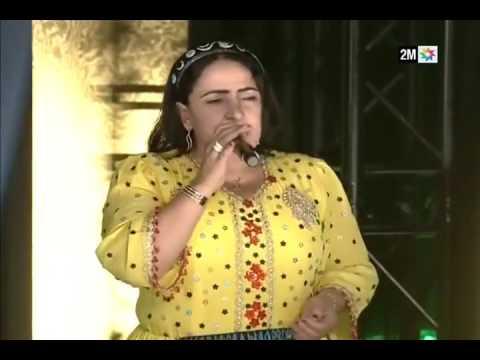 Morocco Music Awards 2016: اغنية ايناس ايناس -  Chrifa - الشريفة