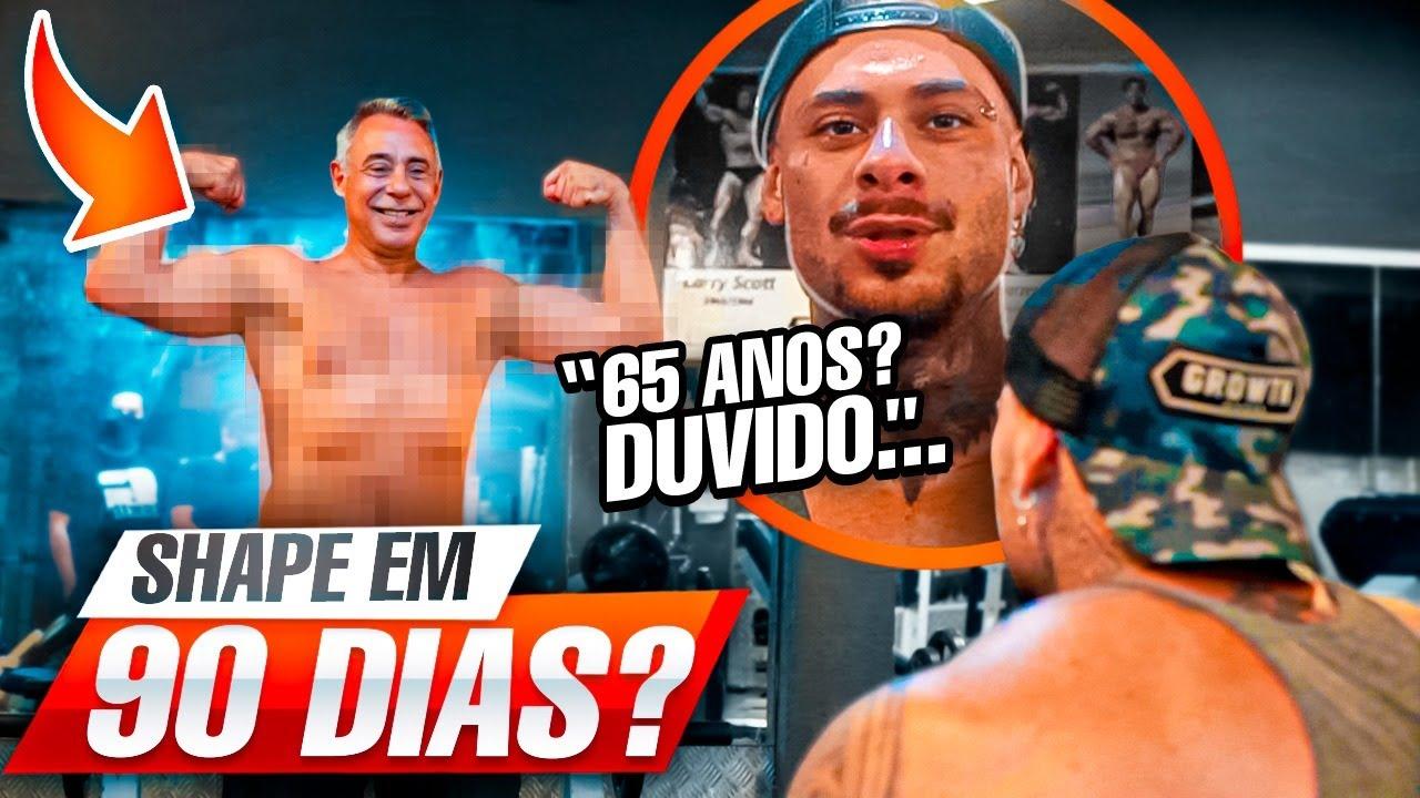 PROJETO 90 DIAS COM SERGIO AMIM! - LEO STRONDA
