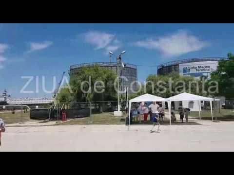 Compania Midia Marine Terminal împlineşte zece ani de activitate (I)