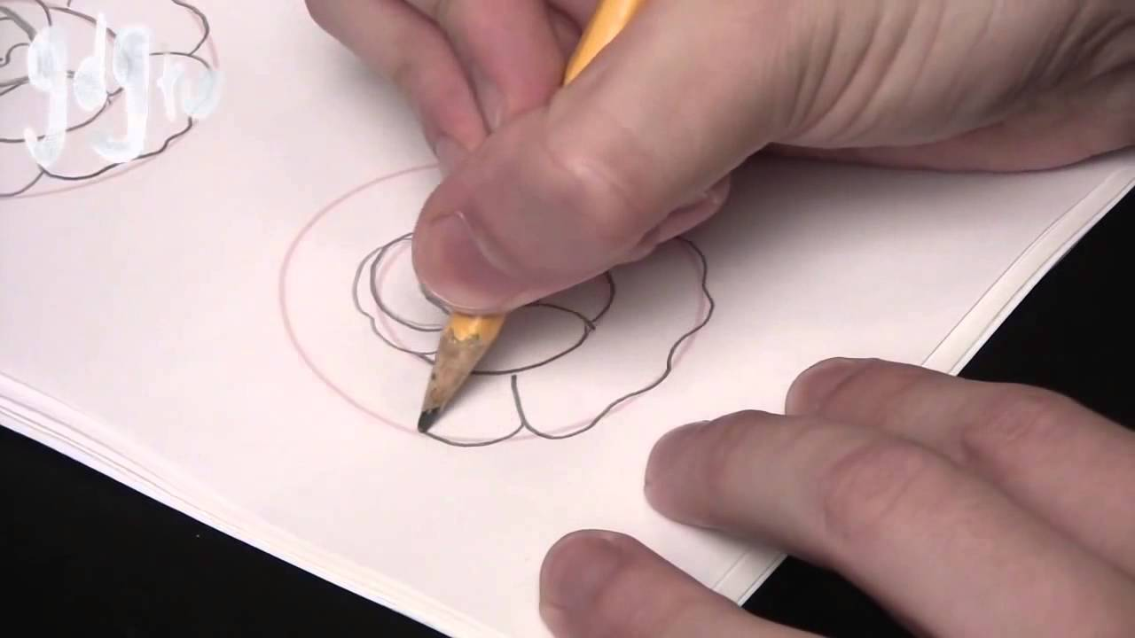 Speed drawing lesson how to draw a rose tattoo neo traditional speed drawing lesson how to draw a rose tattoo neo traditional design tutorial youtube ccuart Image collections
