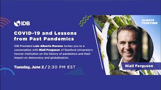 Covid-19 And Lessons From Previous Pandemics