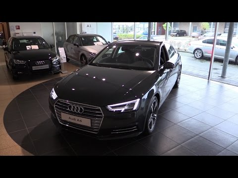 Audi A4 2016 In Depth Review Interior Exterior