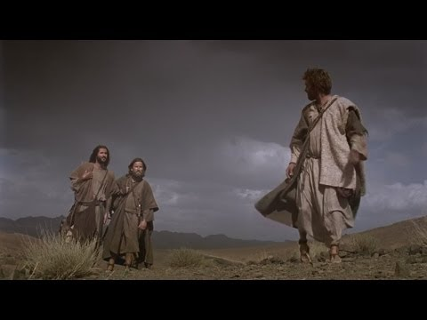 The apperance of Christ on the road to Emmaus