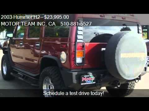 Test Drive The 2003 Hummer H2 Youtube Upcomingcarshq Com