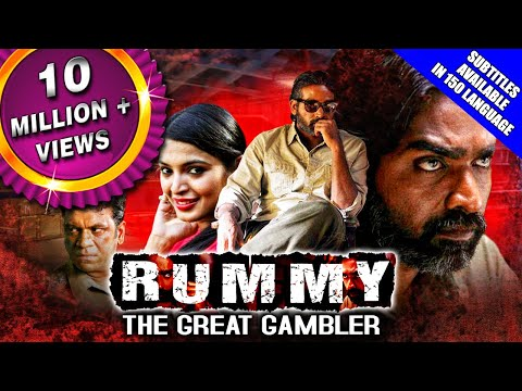 Rummy The Great Gambler (Soodhu Kavvuum) 2019 New Released Dubbed Movie| Vijay Sethupathi