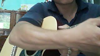 Cách Tập Guitar Điệu Slowrock Guitar Cơ Bản Nhất Bằng Miếng Gảy