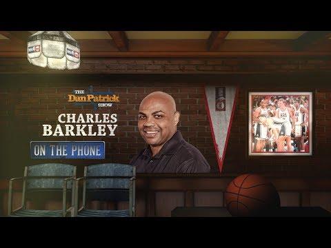 Charles Barkley Talks Dream Team, Kaepernick, Josh Rosen & More with Dan Patrick   Full Interview