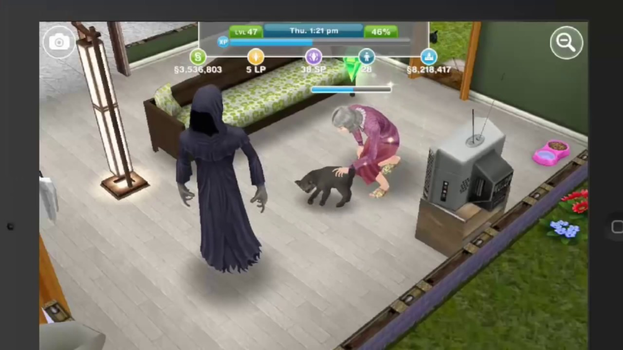 sims freeplay movie death update youtube