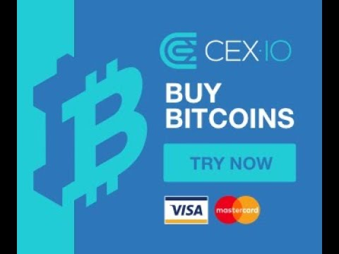 How To Buy Bitcoin Using CEX.IO In 2019 With Credit Card (Easy Method)
