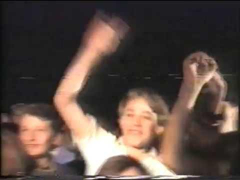 группа Б.М.П., III часть концерт, 1991 год, г. Отрадный, Самарской обл.