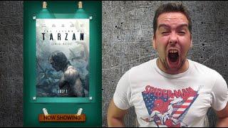 Legend of Tarzan - Film Review