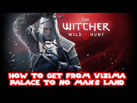 The Witcher 3: How to leave Vizima Palace