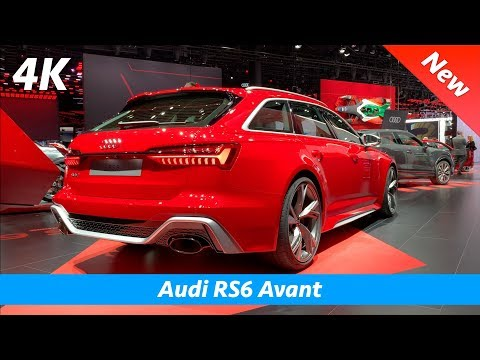 Audi RS6 Avant 2020 - FIRST in-depth look in 4K | Interior - Exterior