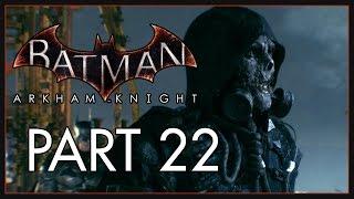 Batman Arkham Knight (Hard) Part 22 - Saving Oracle and Defending Oracle
