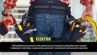 Usługi elektryczne, elektryk, pomiary elektryczne, Giżycko, Elektro-Mich(, 2018-01-04T13:12:40.000Z)