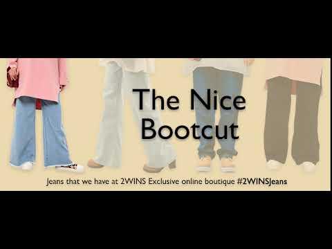 2wins Jeans Jeans Longgar Muslimah Youtube