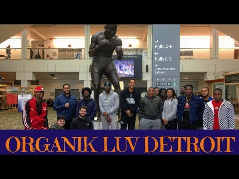 HELLCAT HOOLIGANS TOUR day 2: DETROIT SUPER ORGANIK LUV