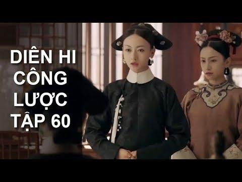 DIÊN HI CÔNG LƯỢC TẬP 60: : Thuận Tần kết thân Ngụy Anh Lạc, Minh Ngọc không muốn gả cho Hải Lan Sát