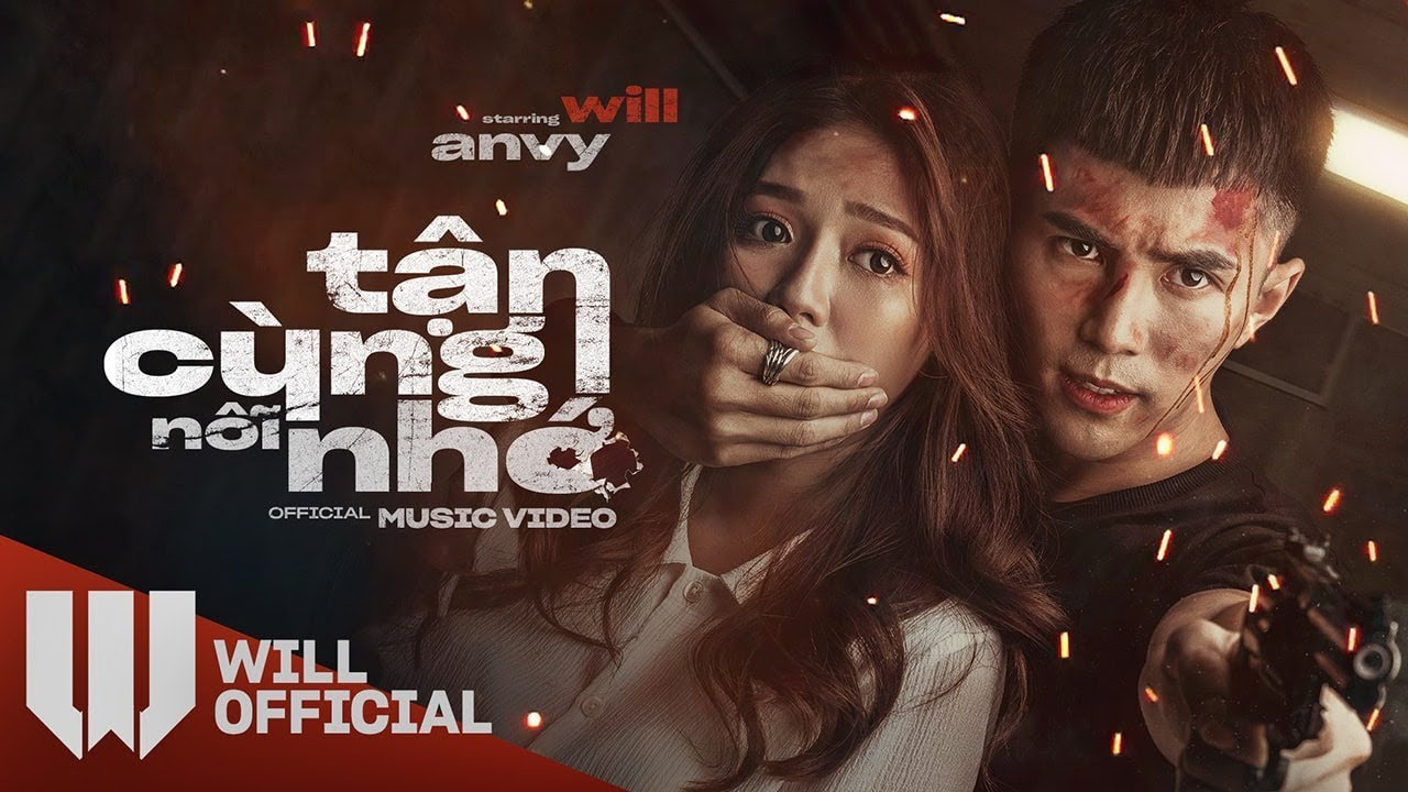 Tận Cùng Nỗi Nhớ | Will ft. Anvy | Official Music Video (4k)