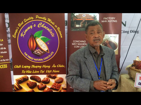KIMMY'S CHOCOLATE - THE FINEST NATURAL CHOCOATE