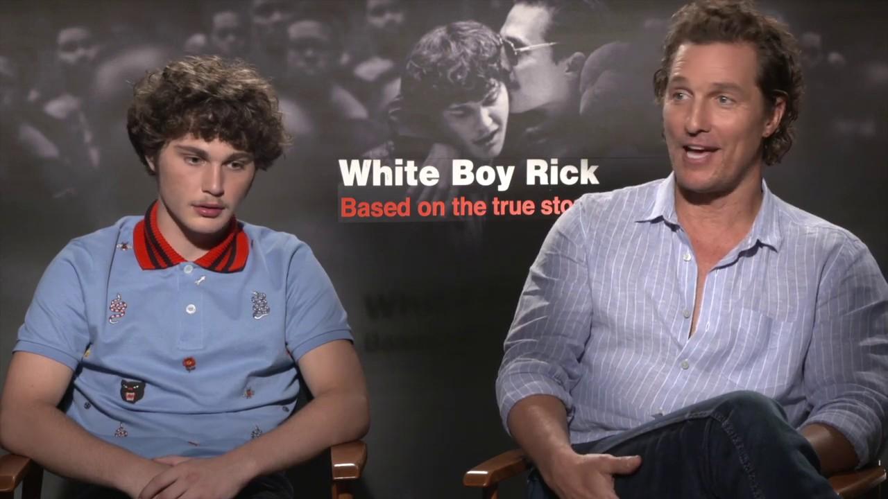 2018 Toronto International Film Festival White Boy Rick with Matthew McConaughey & Richie Merritt
