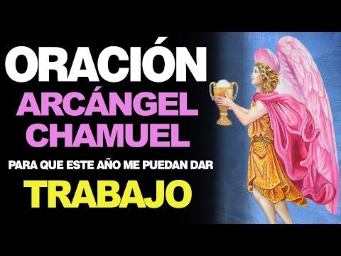 🙏 Oración al Arcángel Chamuel PARA PEDIR TRABAJO PARA ESTE AÑO 🙇️