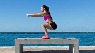 5 безоговорочных ПРИЧИН делать ПРИСЕДАНИЯ КАЖДЫЙ ДЕНЬ! Универсальное упражнение!