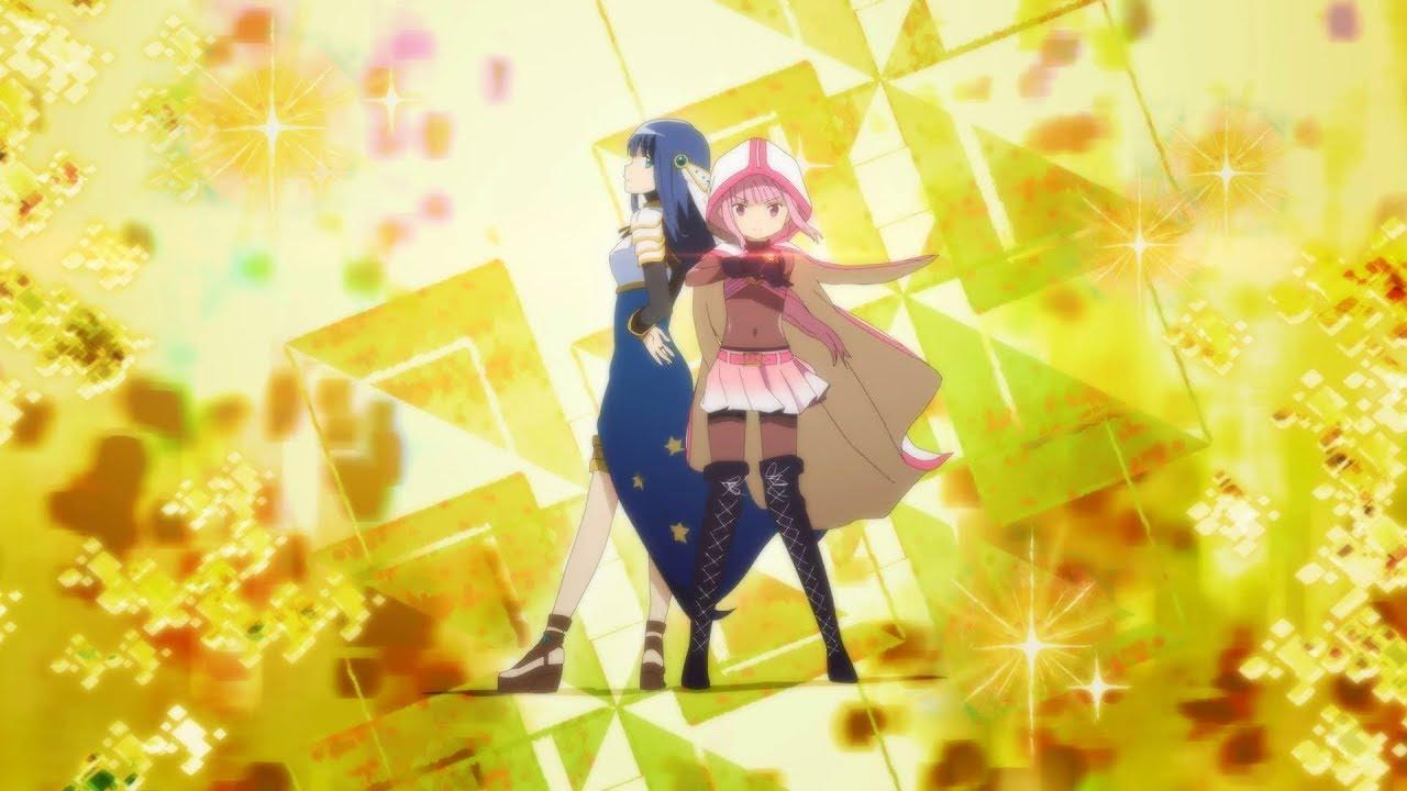 Iroha & Yachiyo (Final Battle ver.) Transformation HD
