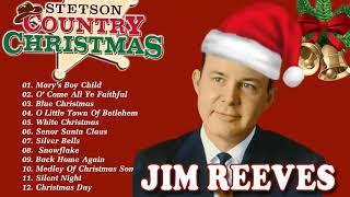 Jim Reeves Christmas Songs Full Album - Best Country Christmas Songs 2020 Medley Nonstop
