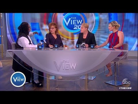 Eddie Izzard Weighs In On UK, American Politics, Running Marathons & More | The View