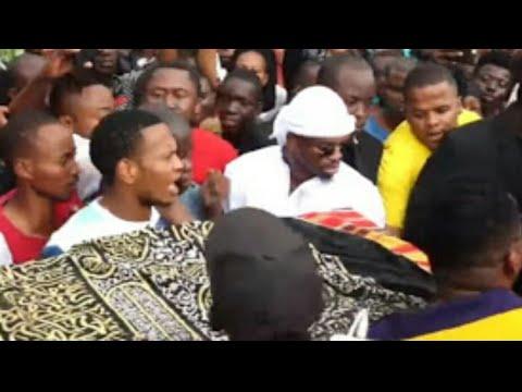 DIAMOND ALIVYOBEBA JENEZA LA MZEE MAJUTO(R.I.P KING MAJUTO)
