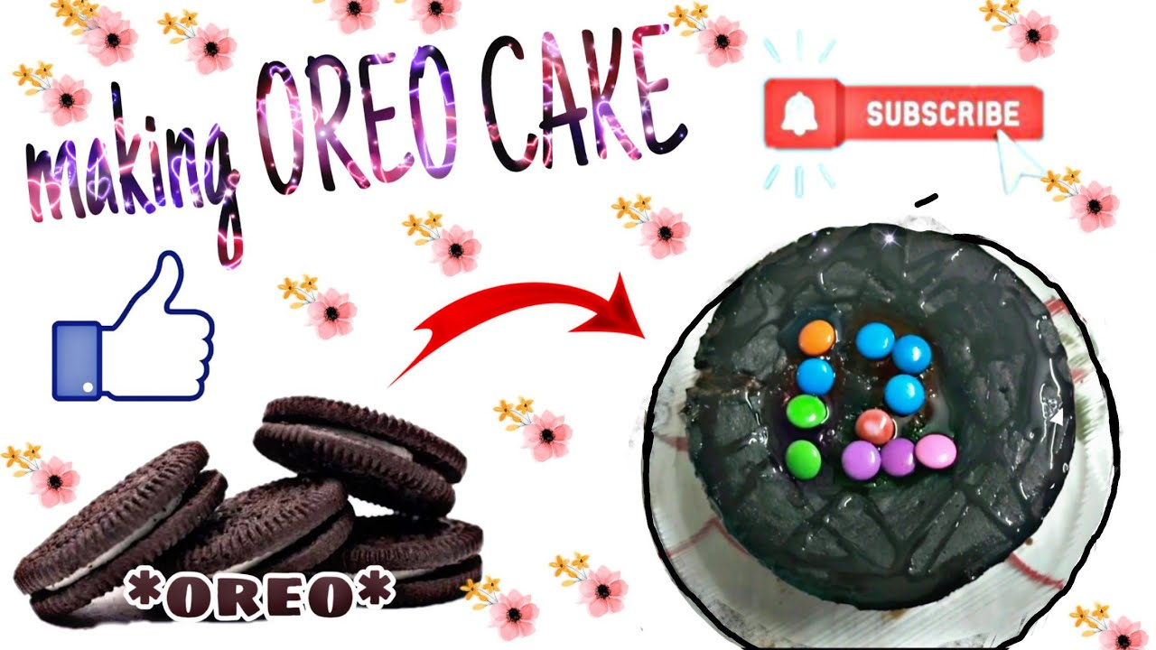 Oreo Cake Recipe in Lockdown ||