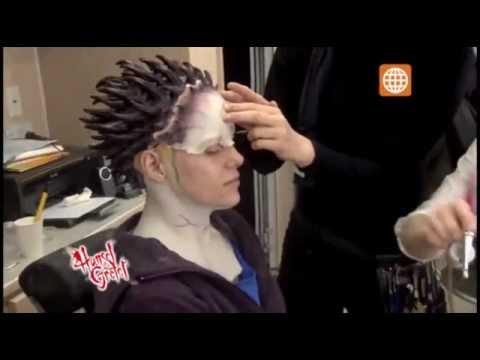 Cinescape: Backstage Hansel y Gretel - 02/02/2013