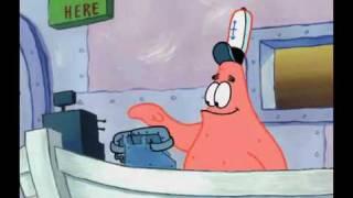 This the Krusty Krab? No, this is Patrick. (English)