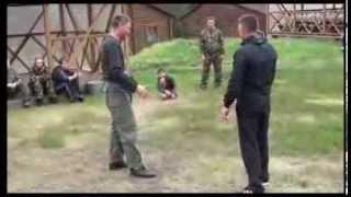Обучение тонкой  работе . Русский стиль-система рукопашного боя . Места силы .
