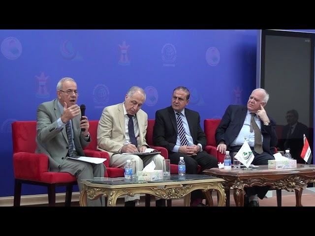 كلمة الدكتور عدنان ياسين في الوئام الاجتماعي غي بناء العراق