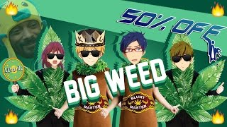 50% OFF: Big Weed | Octopimp