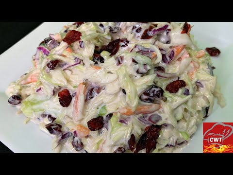 How To Make Coleslaw Recipe