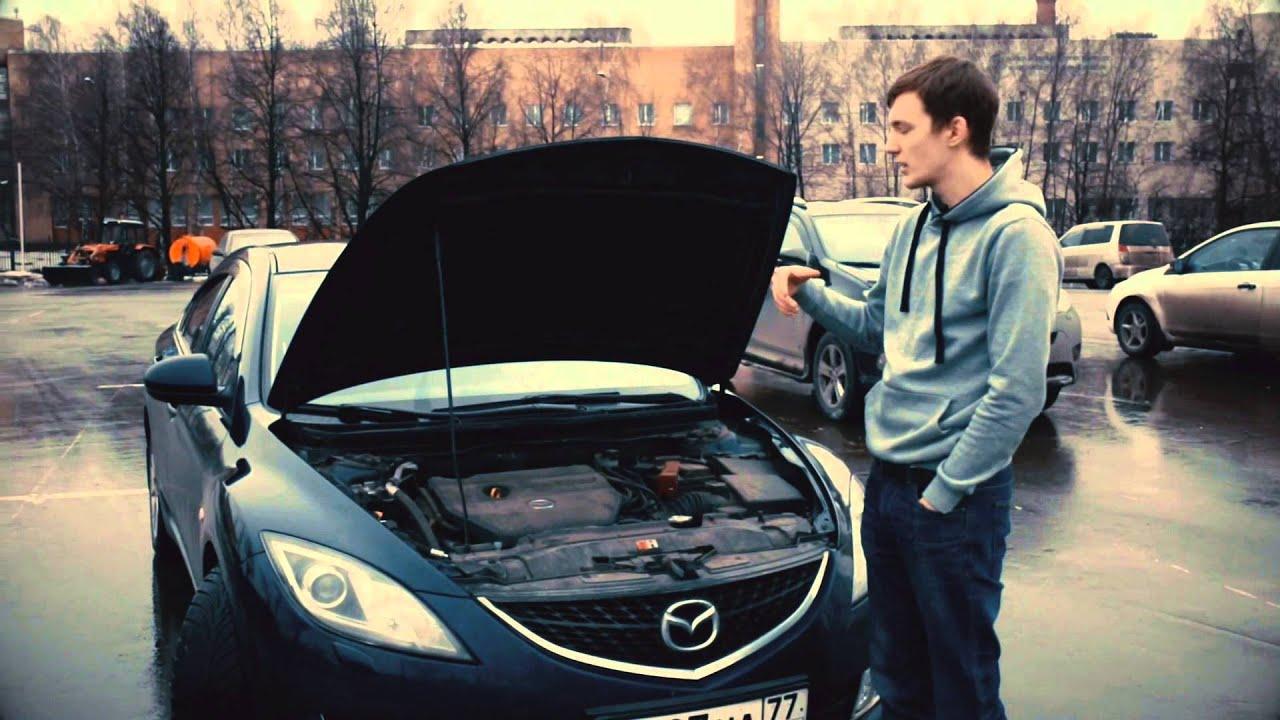 Выбираем б\у авто Mazda 6 GG рест (бюджет 400-450тр) - YouTube