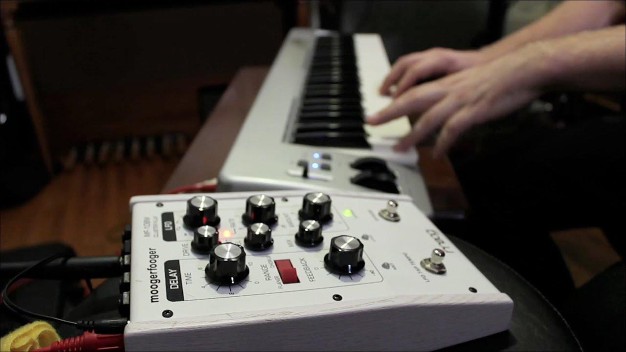 guitar pedal spotlight cluster flux flanger hoax 8 step program youtube. Black Bedroom Furniture Sets. Home Design Ideas